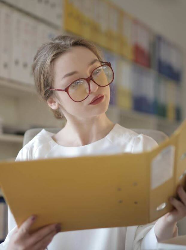 reading a folder
